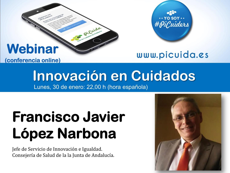 Webinar en #PiCuida sobre Innovación en Cuidados