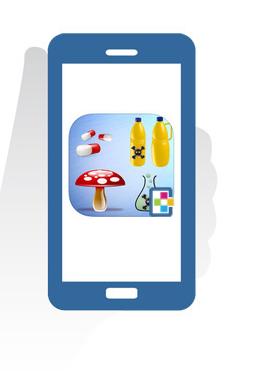 Aplicación móvil: Guía de antídotos en intoxicaciones agudas
