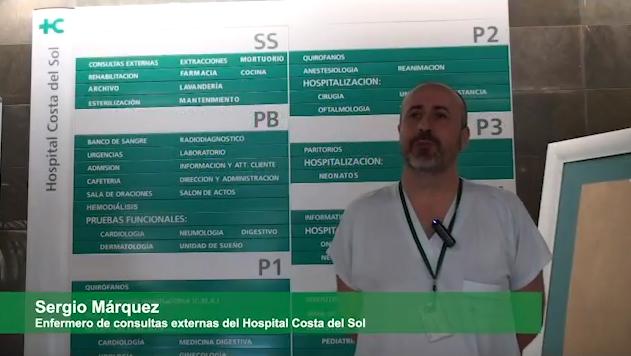 Cuidando de las personas anticoaguladas en el Hospital Costa del Sol