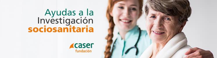 I Programa de Ayudas a la Investigación Sociosanitaria de la Fundación Caser