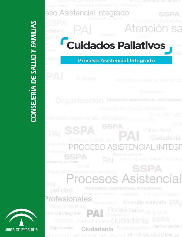 Proceso Asistencial Integrado de Cuidados Paliativos [actualización, 2019]