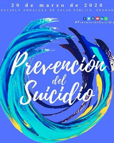 Jornada para la prevención del suicidio: Granada, 20 de marzo de 2020