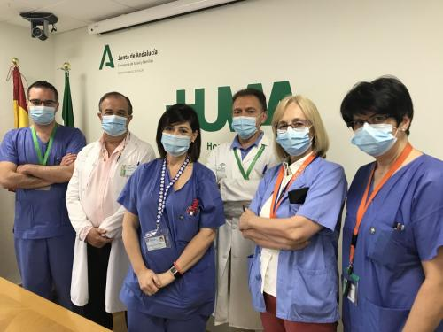 El Hospital Macarena implanta la figura de la Enfermera de Práctica Avanzada en Procesos Oncológicos Complejos