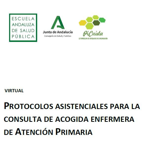 Curso online: «Consulta de acogida: primera valoración y reorientación de la demanda. Protocolos asistenciales»