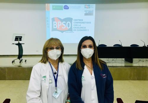 Los hospitales Puerta del Mar, San Carlos y Puerto Real continúan avanzando como Centros Comprometidos con la Excelencia en Cuidados