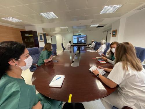 El Hospital de Jaén comparte su programa de implantación de evidencias en cuidados a través de un vídeo #BpsoAndalucía