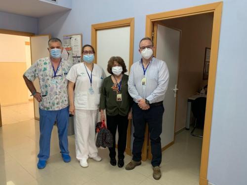 El Hospital de Puerto Real comparte su experiencia como Centro Comprometido con la Excelencia en Cuidados® con la universidad portuguesa de Minho