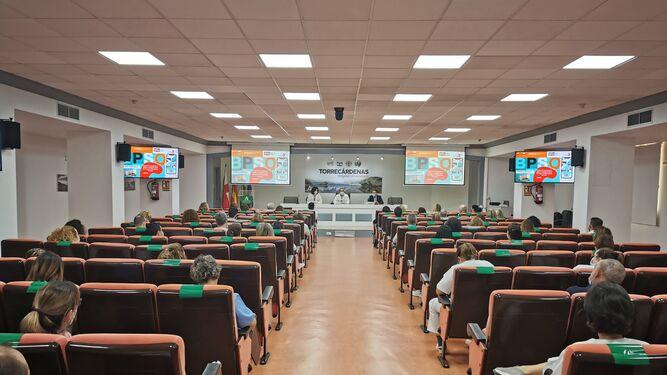 El Hospital Universitario Torrecárdenas acoge la presentación de la app 'Cuidaven' para el cuidado de dispositivos venosos